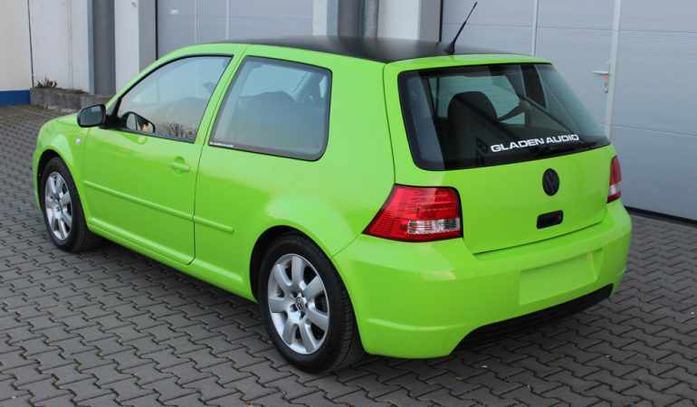 VW Volkswagen Golf 4